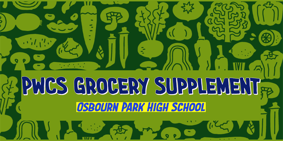 PWCS Grocery Supplement at OPHS